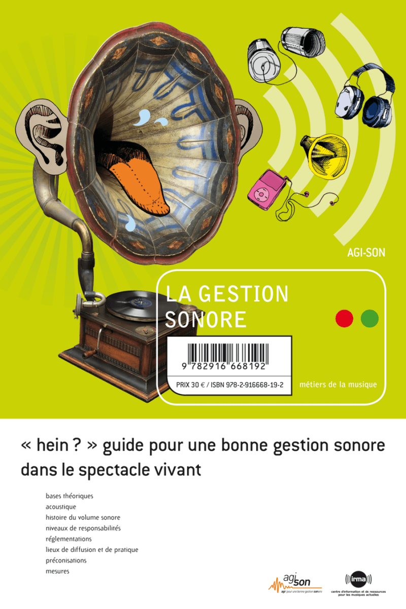 Image de guide gestion sonore